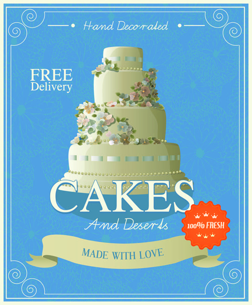 Vintage birthday cake background art vector 01 - https://gooloc.com/vintage-birthday-cake-background-art-vector-01/?utm_source=PN&utm_medium=gooloc77%40gmail.com&utm_campaign=SNAP%2Bfrom%2BGooLoc