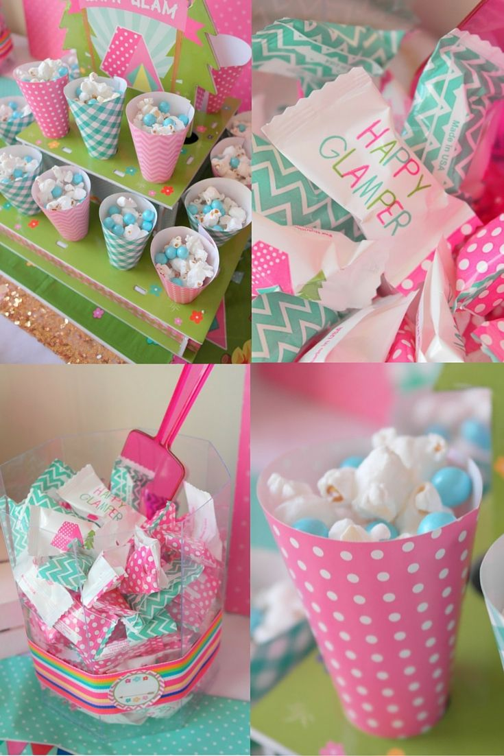 17 best images about girls party ideas on pinterest for Glamping ideas diy