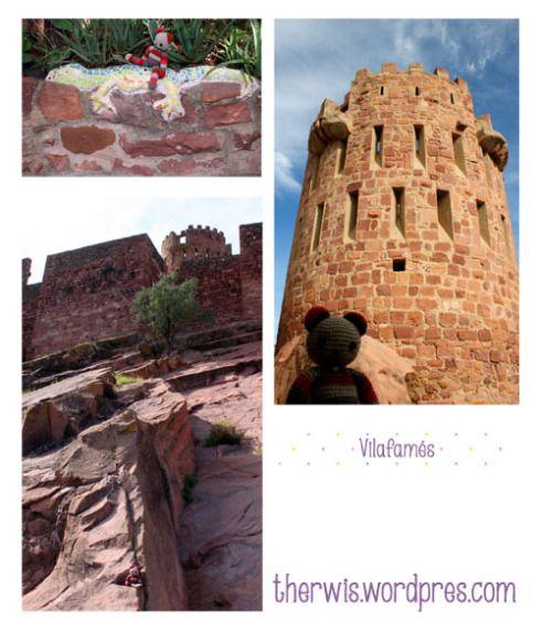Orwis en Vilafamés (Castellón)  #orwis #amigurumi #travel #viajes #vilafames #castellon #spain   https://therwis.wordpress.com/2015/11/12/con-orwis-en-vilafames/