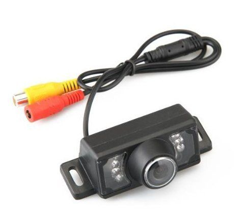 2016 Night Vision Parking Car Rear View Wide Angle LED Reversing CMOS Camera