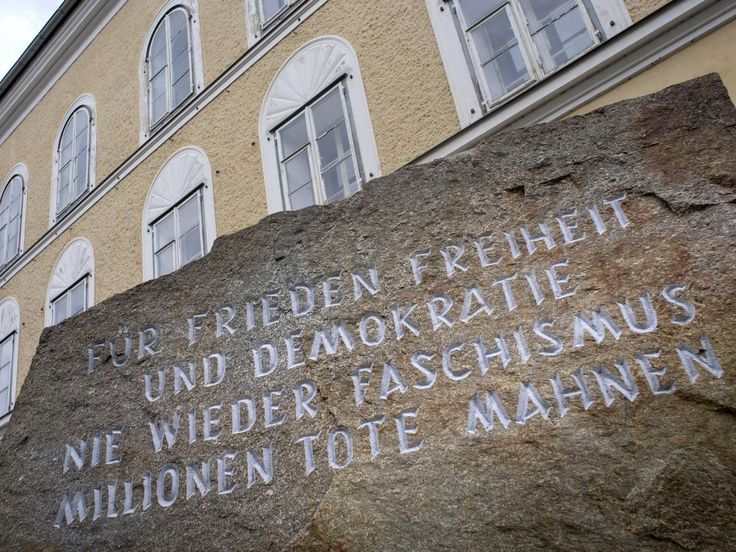 Superb Seizure of Adolf Hitler us birthplace approved by Austrian court