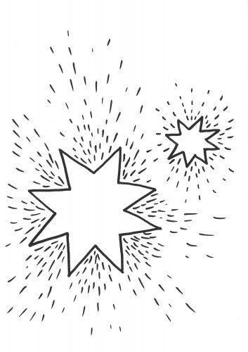 stern malvorlage kostenlos   Ausmalbilder Stern   Pinterest ...