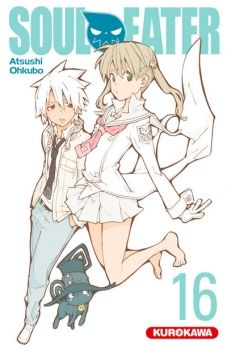 Couverture Soul eater, tome 16