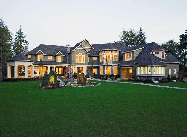Plan 132-182. 7400 sqft, 2 story, 5 br. PROS : study, rec, loft, great master, outdoor living. CONS : 2nd floor master.