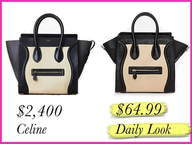 yves st laurent bag - Celine tote for less. For more designer lookalike bags, visit www ...