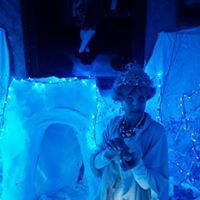 """Ice Queen.  """"The Magical Castle.  A Christmas Dream"""""""