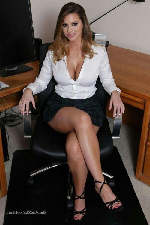 All Sexy legs short skirts high heels interesting. Tell