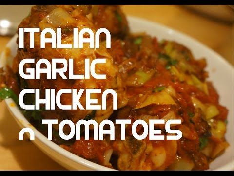 830 best food recipes from italy images on pinterest savory snacks italian garlic chicken tomato basil recipe video chicken stew forumfinder Choice Image