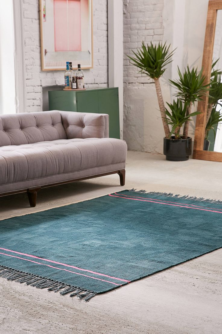 Shop Luna Chenille Stripe 5x7 Rug at Urban Outfitters today. We carry all the latest styles, colours and brands for you to choose from right here.
