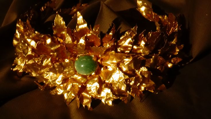Reviving the realization of the Diadem  like of the King Philip of Macedonia