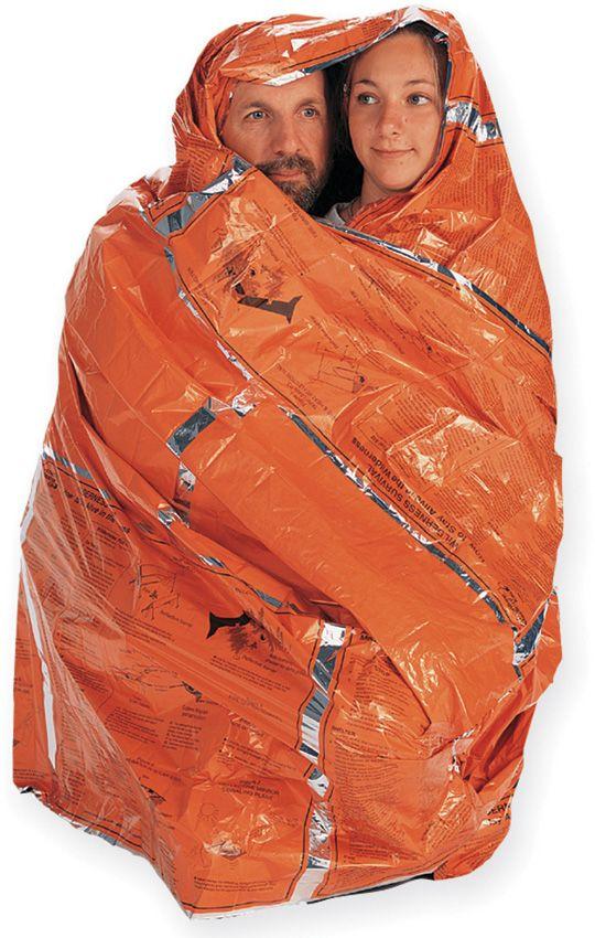 Adventure Medical Heatsheet Survival Blanket Outdoor Gear AD0701 - $8.99 #OutdoorGear #AdventureMedical