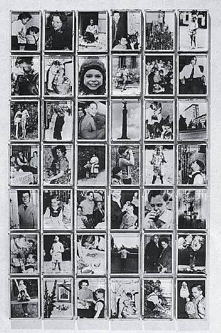 Christian Boltanski, L'album photographique de la famille de B