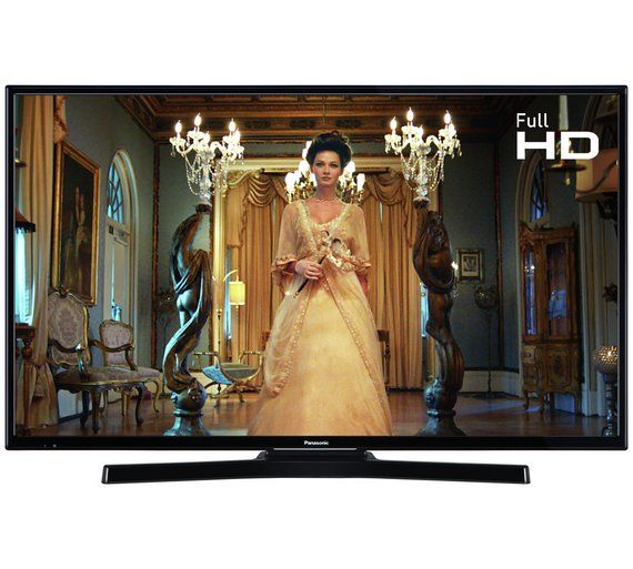 Buy Panasonic 43 Inch 43TX-43E302 Smart Full HD TV at Argos.co.uk, visit Argos.co.uk to shop online for Televisions, Televisions and accessories, Technology