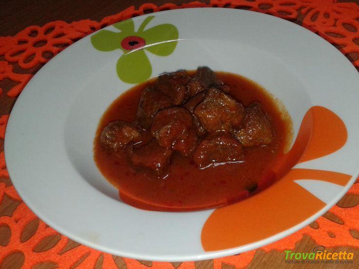 Spezzatino di cinghiale  #ricette #food #recipes