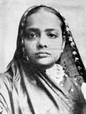 Kasturba Gandhi - the wife of Mohandas Gandhi, a source of great strength for Mahatma as well as India