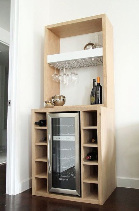 1000 Ideas About Built In Wine Cooler On Pinterest