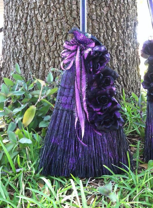 1000 Ideas About Witch Broom On Pinterest Halloween