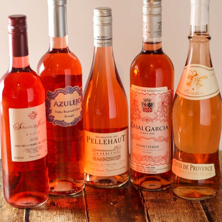 Rosé Wine is perfect for sophisticated yet informal gatherings - Think BBQs or light lunches. I've selected five of my favorites, all coming in at under $10