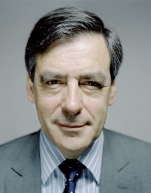 François Fillon by Olivier Roller. Check out his Website for great portraits http://www.olivierroller.com/