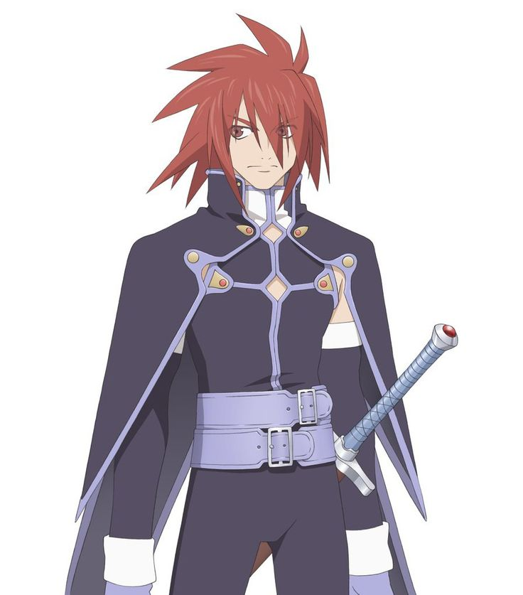 """Kratos Aurion from """"Tales of Symphonia"""""""