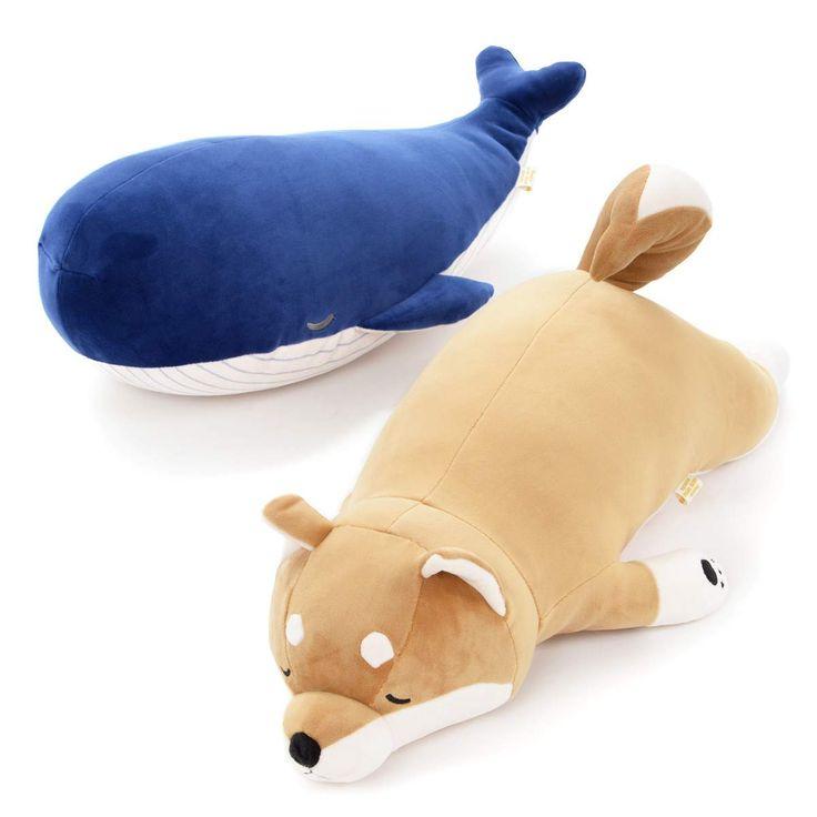 Premium Nemu Nemu Animals Hug Pillows 2