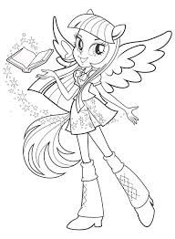 60 best images about dessins mode de jeanne on pinterest disney merida and twilight sparkle - Coloriage equestria girl a imprimer ...
