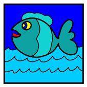 Veselé farebné rybky http://www.pexeso.net/vesele-farebne-rybky/00C9B