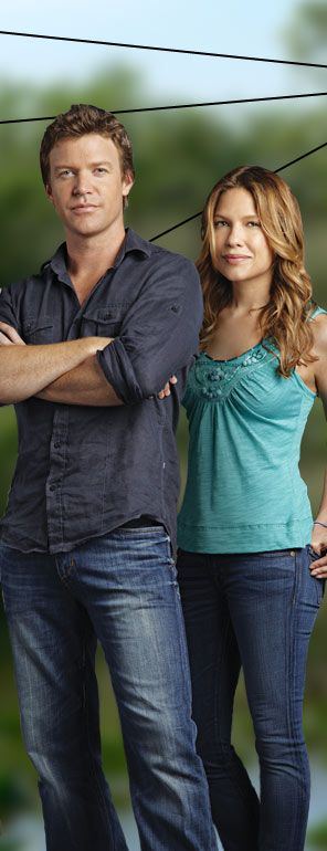 The Glades...                                                          Jim and Callie