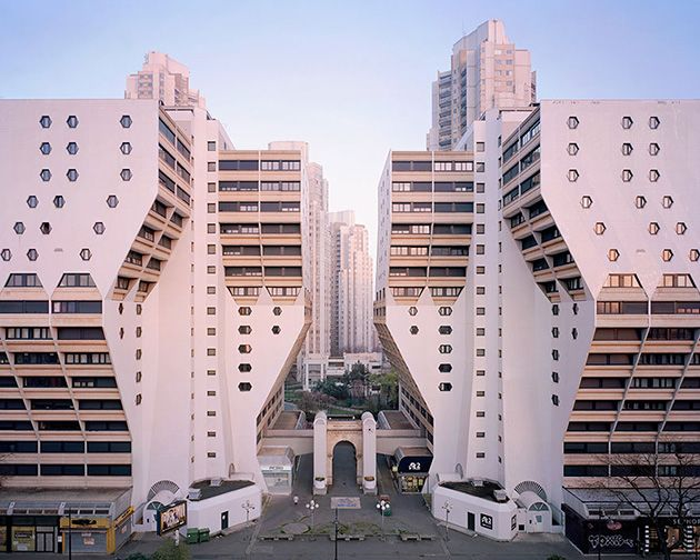Forgotten Housing Estates Of Paris Documented By Laurent Kronental