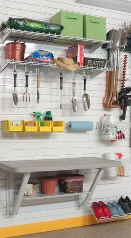 Gardening Tools Storage