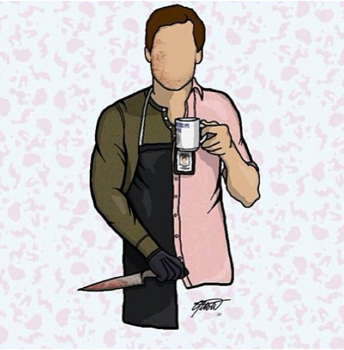 Dexter .. I love this design!