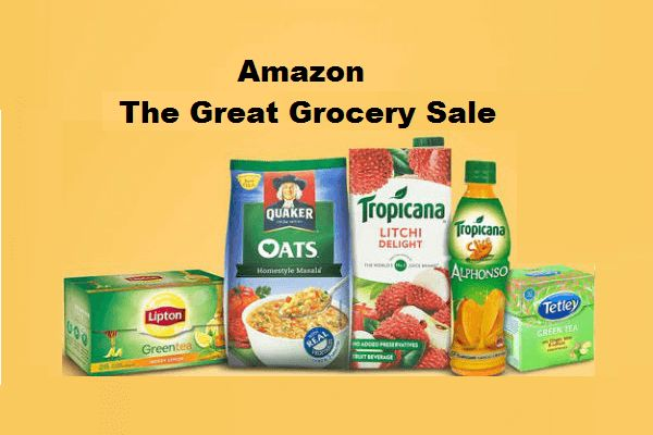 30% OFF on Grocery & Gourmet Coupons-Deals @ Amazon.in
