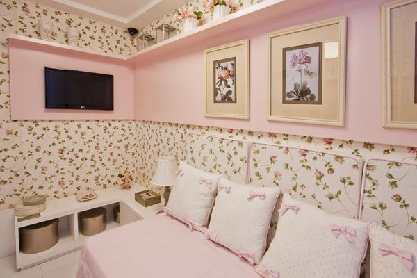 Best 25 papel de parede florido ideas on pinterest for Papel pared infantil