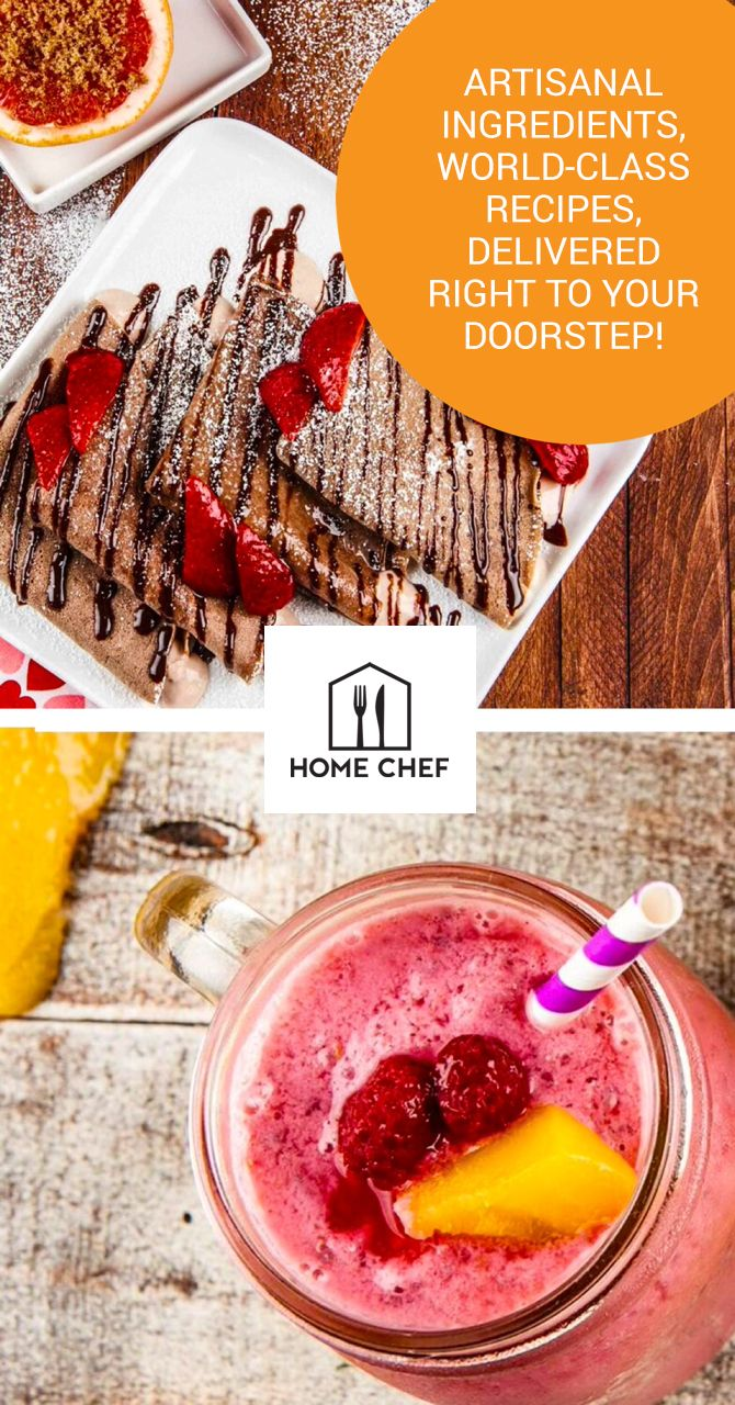 207 best the home chef experience images on pinterest delicious home chef meal delivery service fresh ingredients to cook at home forumfinder Images