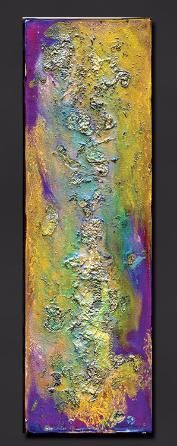 Divini abstract poured art Reminds me of jolina anthony on ebay