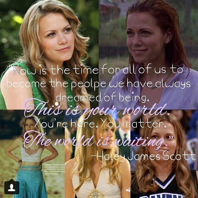 Oh how I miss one tree hill<3                                                                                                                                                                                 More
