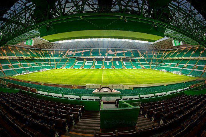 Celtic Park, Glasgow Scotland
