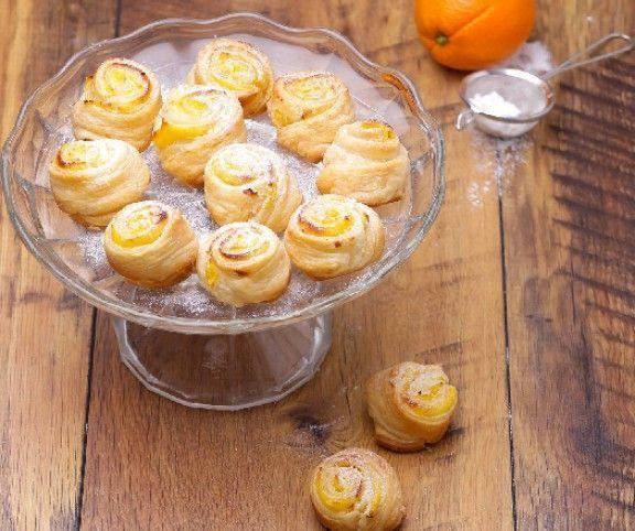 http://www.mindmegette.hu/Csodálatos ízkombináció a vanília és a narancs! És az már csak hab a tortán, hogy mindezt egy pillanatok alatt összedobható csigában tálaljuk.
