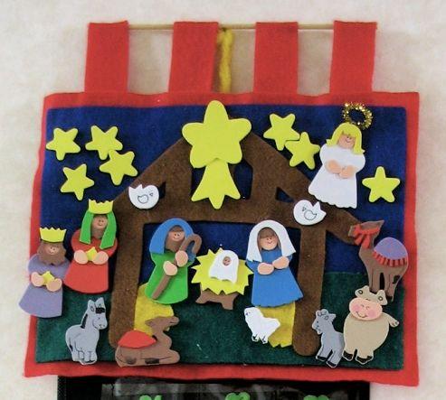 Google image result for for Advent calendar craft for kids