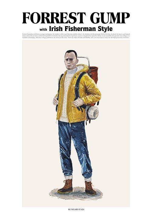 john-woo-illustrateur-Forrest