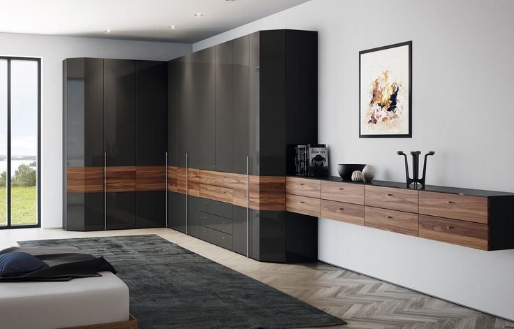 "While at IMM Cologne, we saw huelsta's latest additions to their ""Multi-Forma II"" collection. Multi-Format II is an incredibly versatile wardrobe and walk-in closet system that can be personalized to meet your specific needs!"