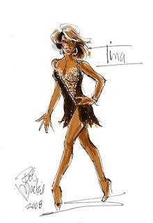 """""""Tina"""" by Bob Mackie"""