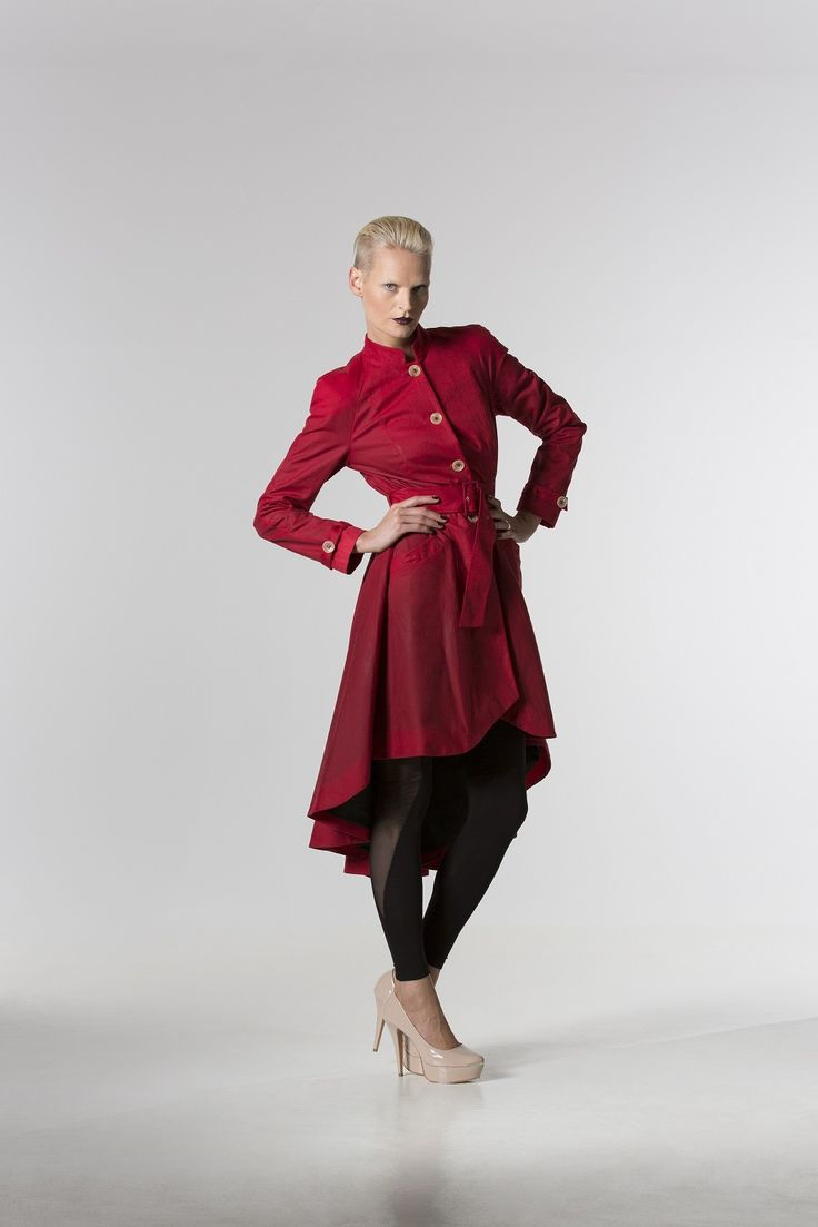 The @frocktrade Wax Coat http://spencerclothing.com