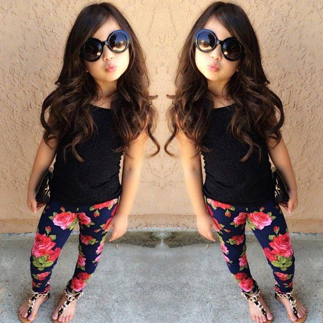 adorable top & legging