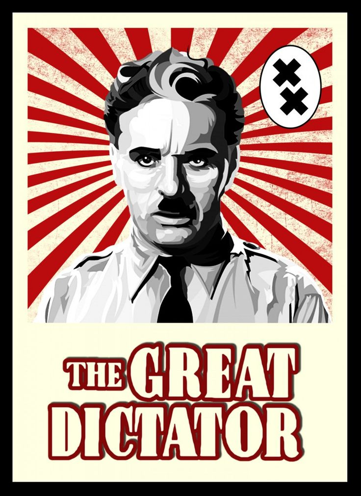 The Great Dictator (Chaplin) Greatful, Dictator, Best