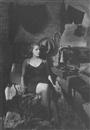 "Robert Capa photograph of   Silvana Mangano in ""Bitter Rice"" by Giuseppe de Santis"