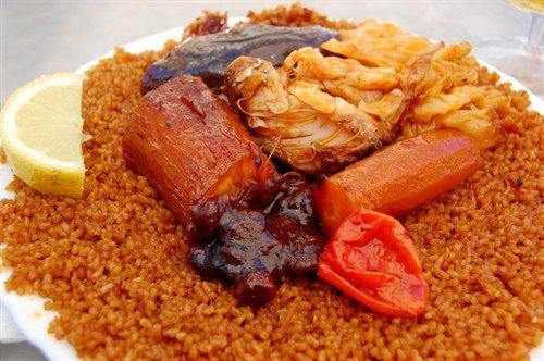 Senagalese Food Recipes