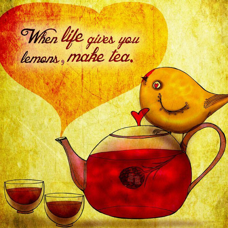 how to make sour plum tea