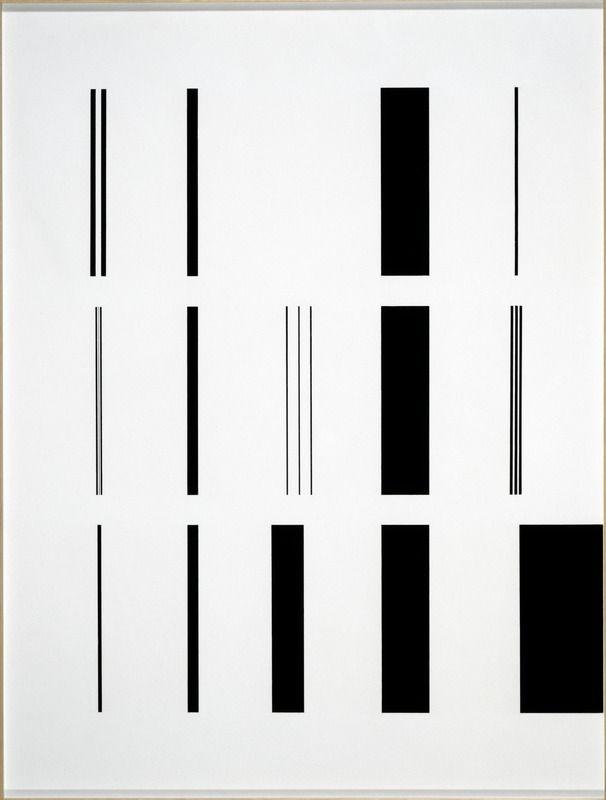 280 best mono images on pinterest art drawings art for Art minimal pompidou