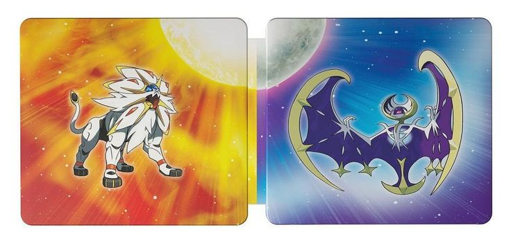 Pre-order the 'Pokemon Sun' and 'Moon' Steelbook Dual Pack - https://geekdad.com/2016/07/sun-and-moon-steelbook/?utm_campaign=coschedule&utm_source=pinterest&utm_medium=GeekMom&utm_content=Pre-order%20the%20%27Pokemon%20Sun%27%20and%20%27Moon%27%20Steelbook%20Dual%20Pack